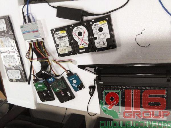 Thiết bị máy sửa ổ cứng samsung