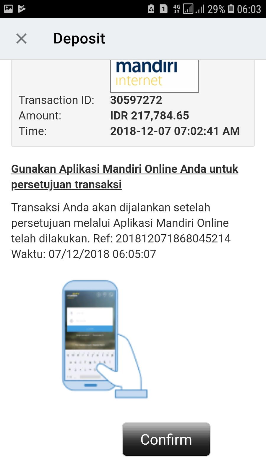 Manual Lengkap Metode Withdraw dan Deposit Uang di IQ Option Indonesia