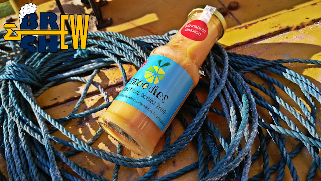 Smoodies - Natural Fruit Smoothies Review | Pineapple Flavour