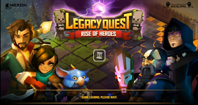 Legacy Quest: Rise of Heroes Mod Apk v1.9.107 Full version
