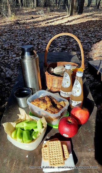 menu piknikowe, las, wycieczka, spacer, przekaski, co zabrac na wycieczke
