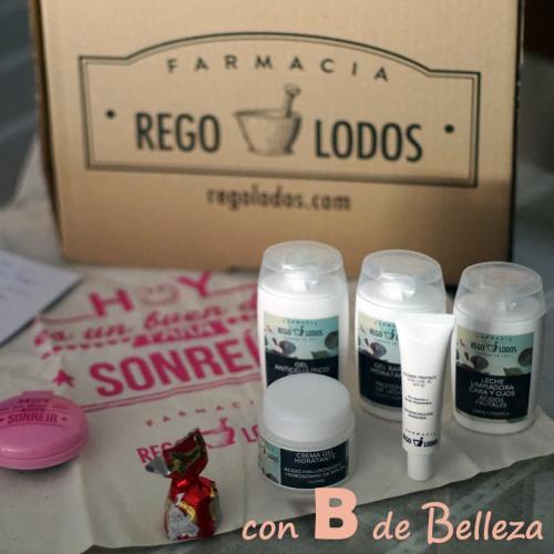 Farmacia regolodos cosmética propia