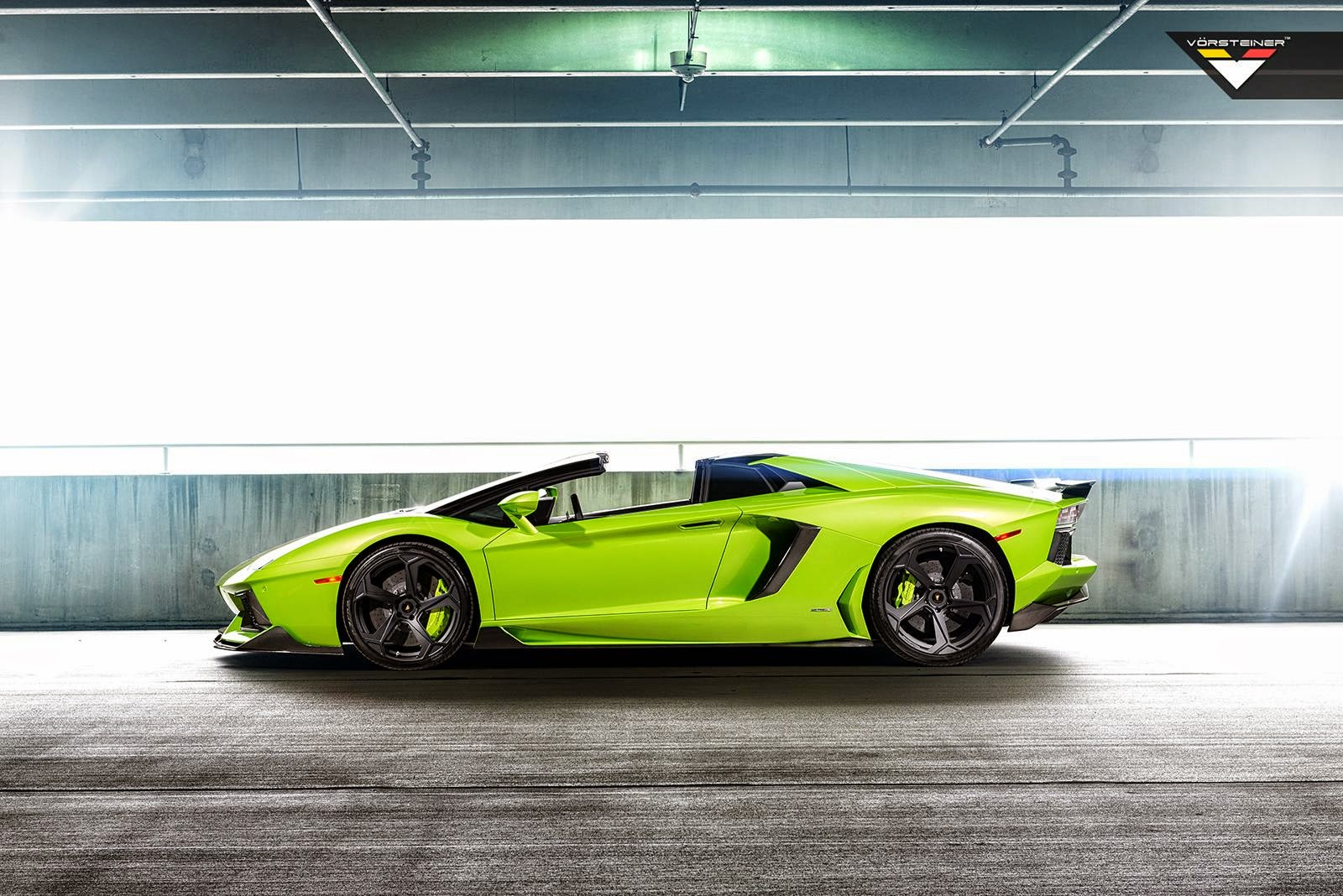Q8stig Vorsteiner Lamborghini Aventador Lp700
