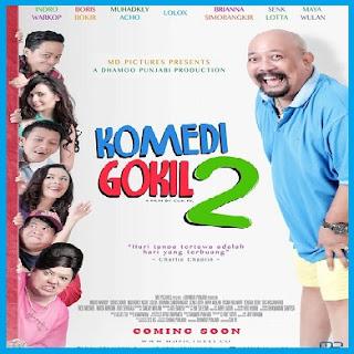 Film Komedi Gokil 2