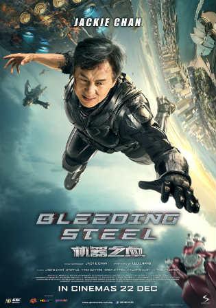 Bleeding Steel 2017 Full Dual Audio Hindi Movie Download HD