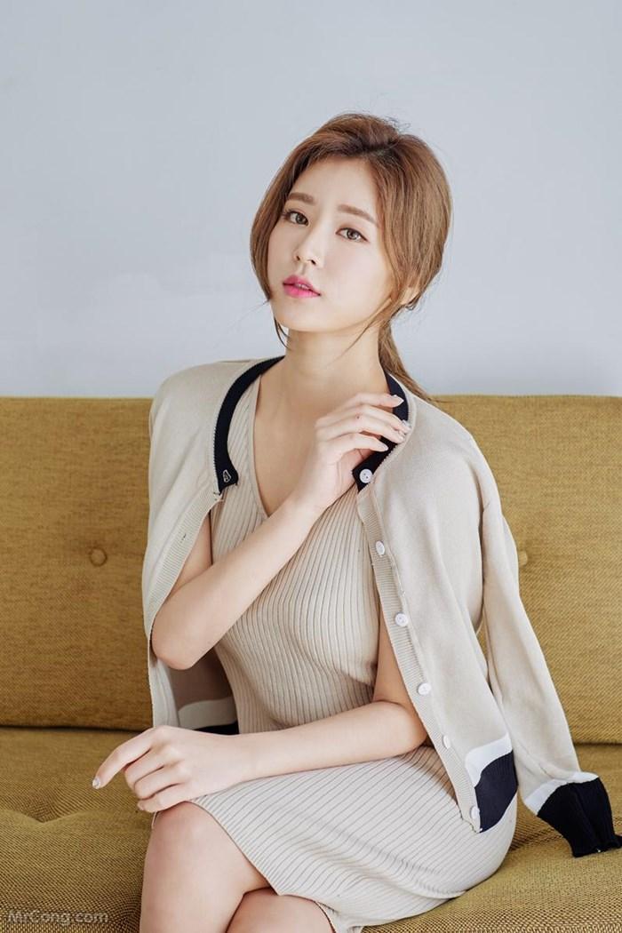 Người đẹp An Seo Rin trong bộ ảnh thời trang tháng 6/2017