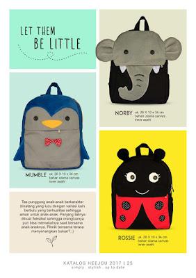 tas lucu, tas sekolah murah, tas unik, tas anak unik