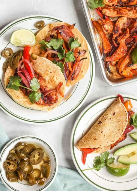 Brand new Weekly Meal Plan loaded with delicious recipes to help you plan out your week! | Ioanna's Notebook #mealplan #recipes #food #familycooking #mealplanning