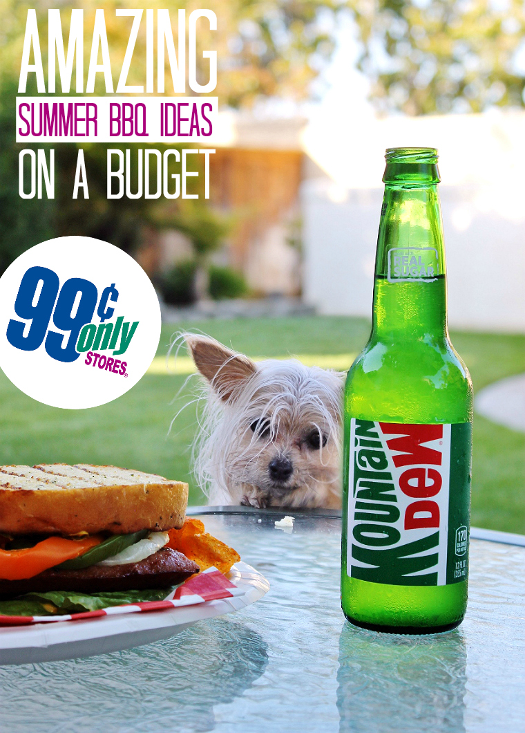 Amazing Summer BBQ Tips On A Budget #DoThe99 #99Obsessed #AD