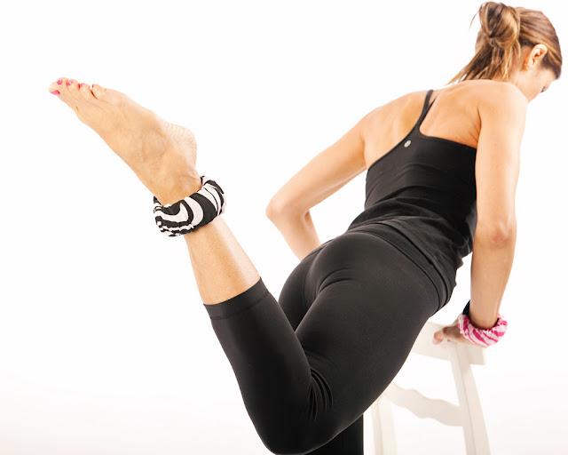 5. Tập với tạ chân giúp kéo dài chân TĂNG CHIỀU CAO NHANH