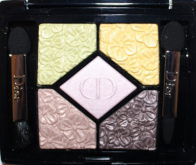 Dior 5 Couleurs Glowing Gardens Eyeshadow Palette in 451 Rose Garden