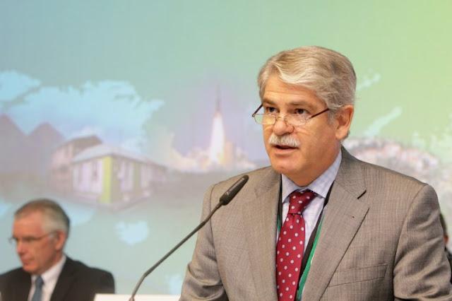 Ministro español no ve cercano intercambio de embajadores con Venezuela