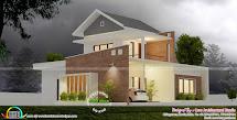 Modern Kerala Home Design 2017