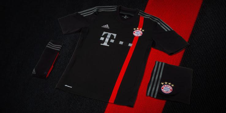 FC Bayern München 14-15 Home Kit 281297a9d