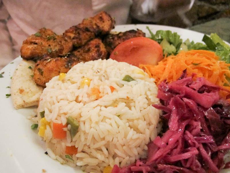 Kebab Hell Kitchen