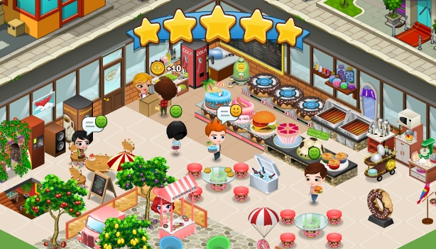 Cafeland World Kitchen v1.7.2 Mod Apk Terbaru (Unlimited Money)