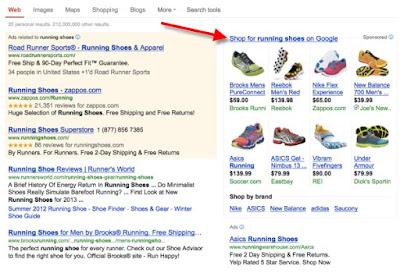 Campagna Google Shooping