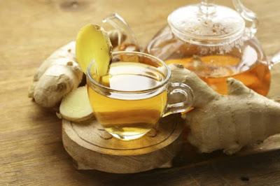 Ginger Tea Dissolves Kidney Stones, Cleanses Liver And Obliterates Cancer Cells