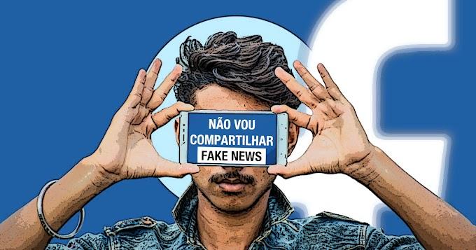 Fake news: não sirva de massa de manobra nas redes sociais