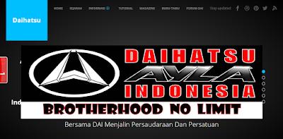 Club Ayla - Daihatsu Ayla Indonesia
