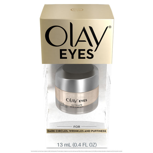 New Olay Eyes Ultimate Eye Cream For Wrinkles Puffy Eyes And Dark