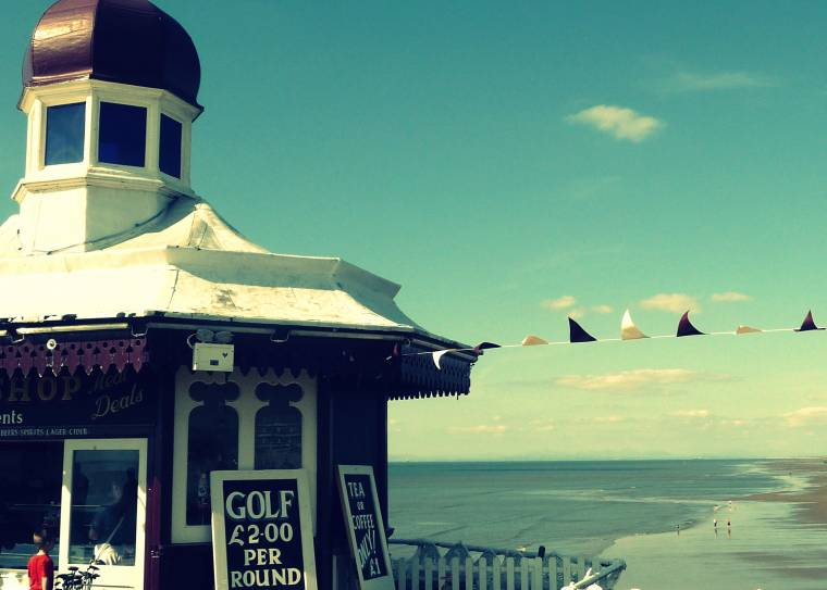 3/09/2014 Wordless Wednesday Blog Hop In Blackpool