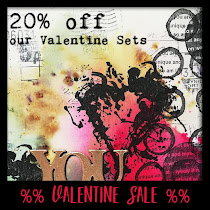 20% off our Valentine's Day stamps