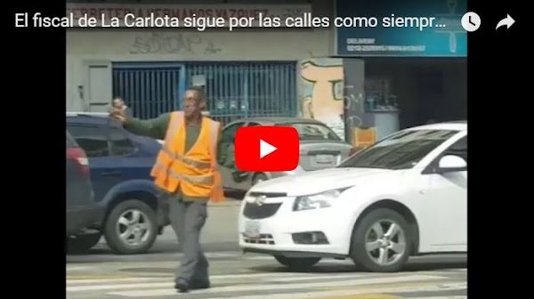 El fiscal de La Carlota no se ha ido de Venezuela