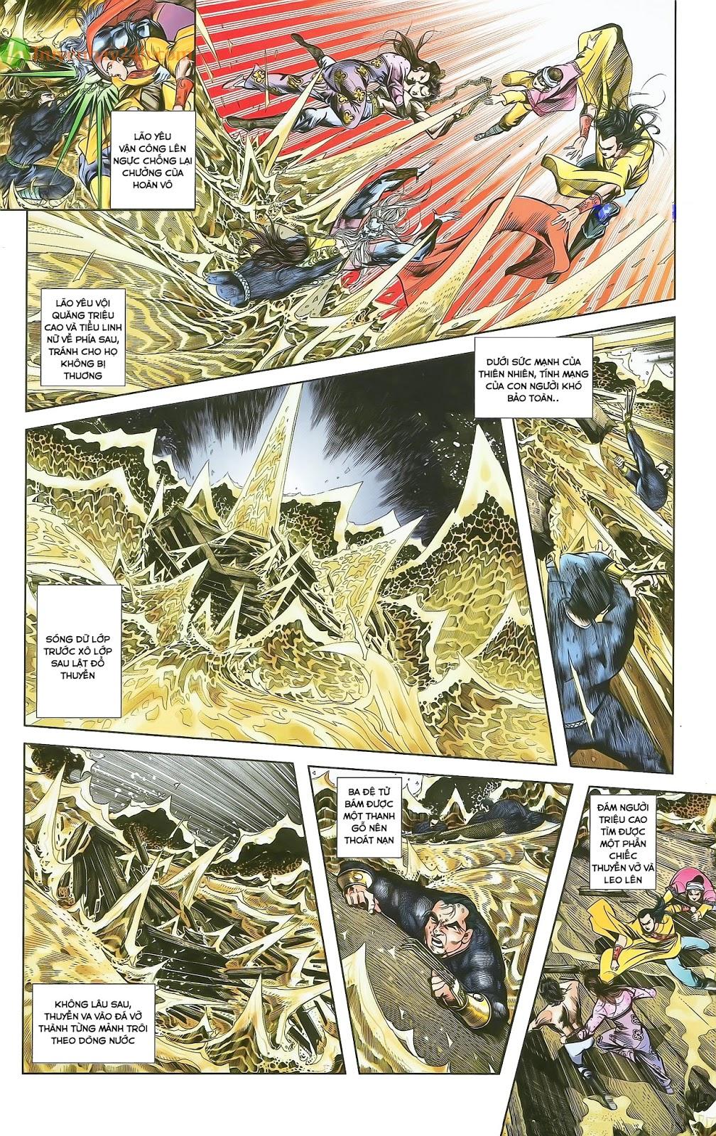 Tần Vương Doanh Chính chapter 28 trang 3