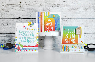 Summer Fun Cards by Wendy Sue Anderson