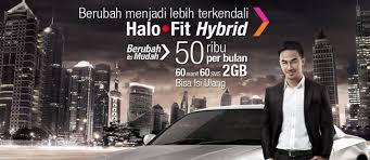 Berlangganan KartuHALO Hybrid 50k di Grapari Kios Tanjung Selor Dapat Bantal Cantik