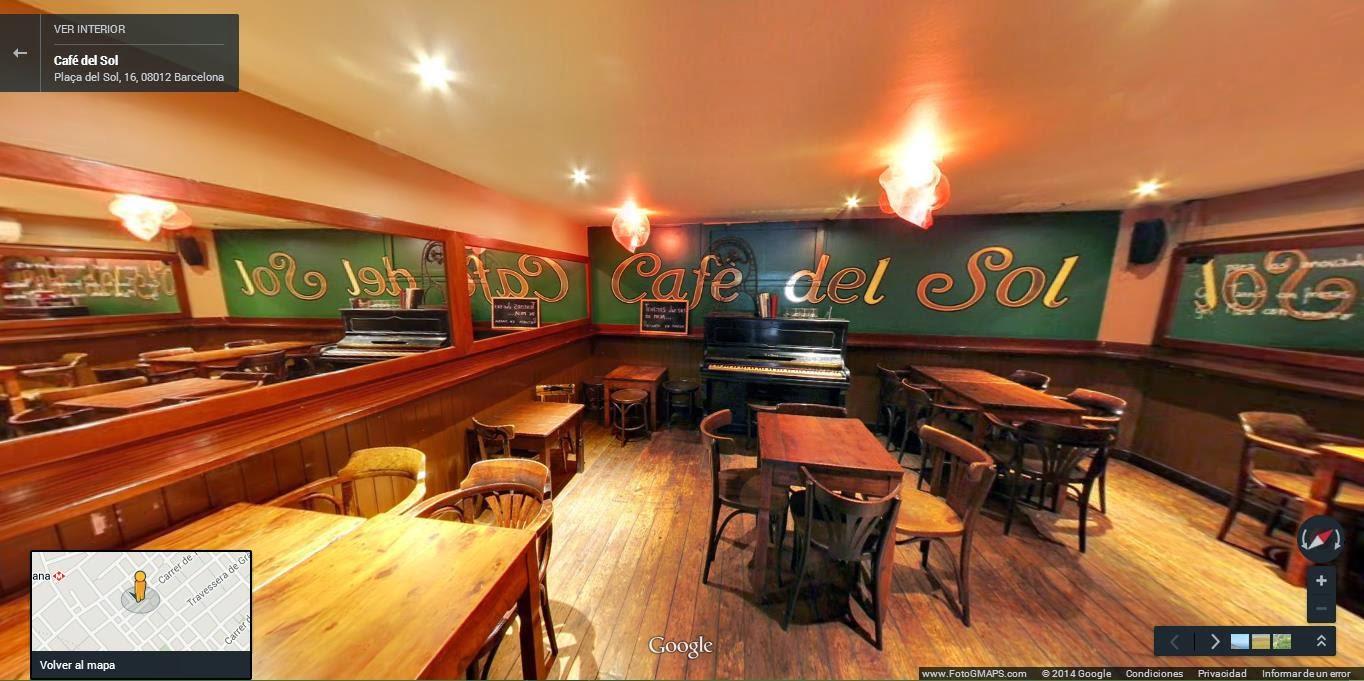 Fot grafo confianza google street view photographer for Muebles rey terrassa