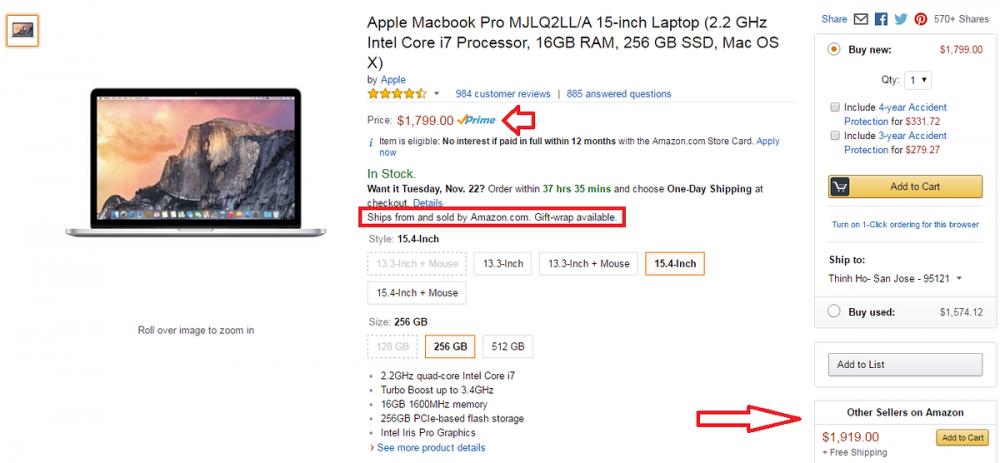 Mua hàng trên Amazon có tốt không?