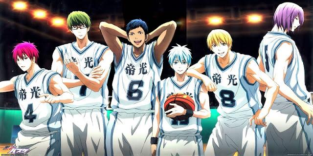 Sinopsis anime Kuroko no Basket Movie 3: Winter Cup Soushuuhen - Tobira no Mukou (2016)