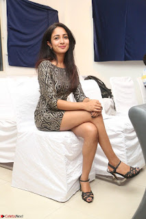 Aditi Chengappa Cute Actress in Tight Short Dress 056.jpg