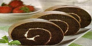 Resep Cara Membuat Brownies Kukus Gulung