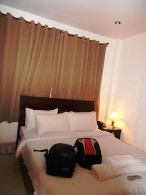 kamar saigon mini hotel vietnam