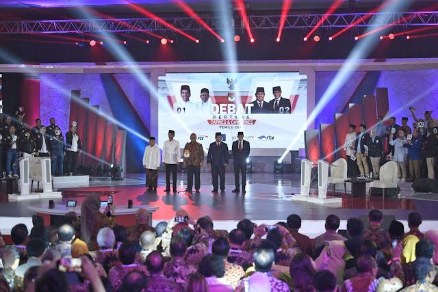 Kubu Prabowo-Sandi Takut KPU Diam-diam Berikan Kisi-kisi Debat Berikutnya ke Petahana