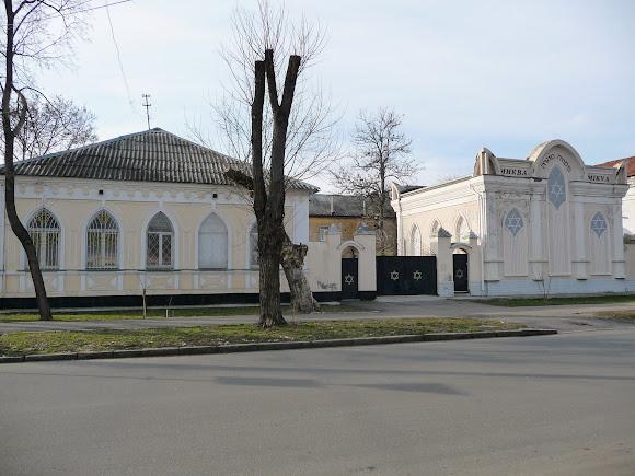 Николаев. Синагога