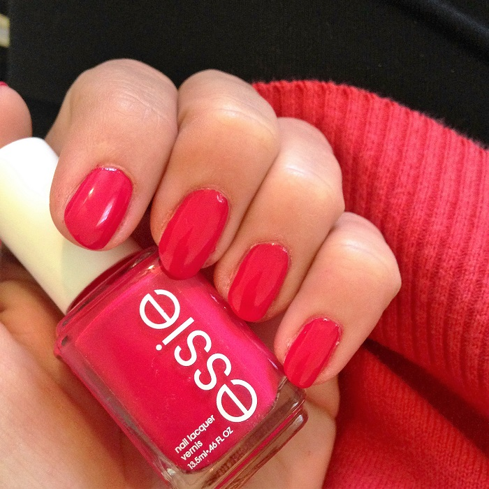 Essie Watermelon Nail Polish Review - Best Nail 2018