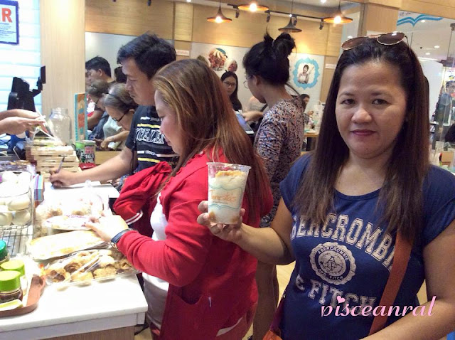 teresita's of san fernando grand halo halo day sm north edsa