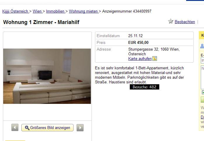 alias jan kroos wohnung 1. Black Bedroom Furniture Sets. Home Design Ideas