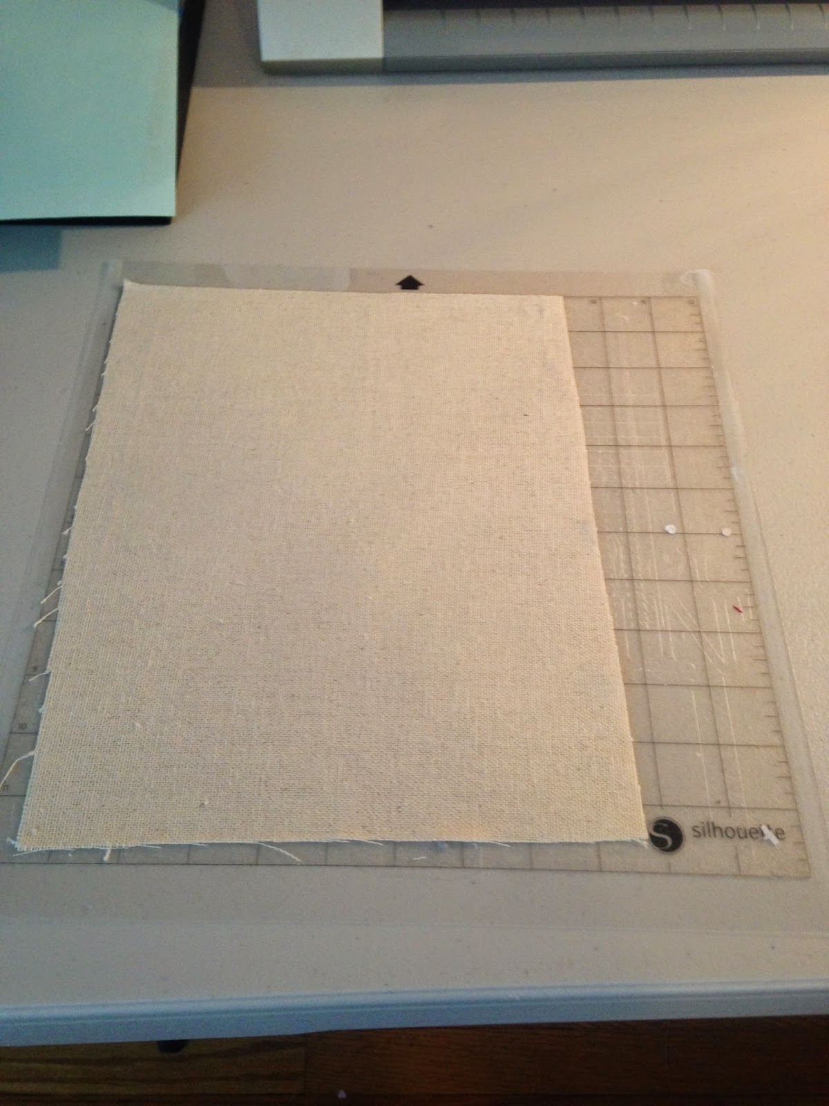 Silhouette Cameo, cut drop cloth, Silhouette tutorial, Silhouette cutting mat