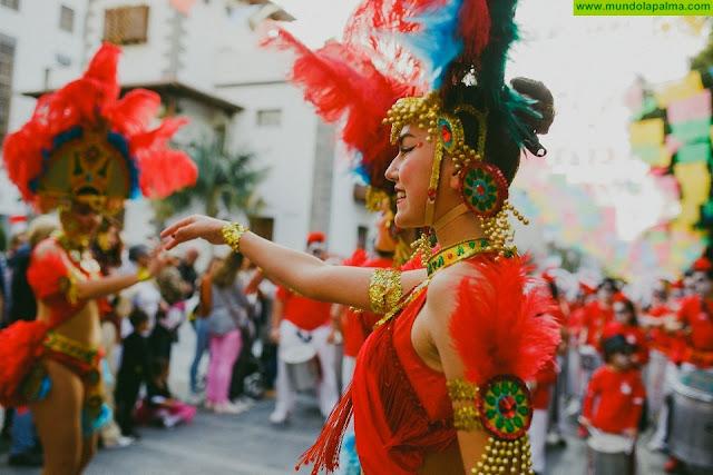 Los Llanos vivió ayer la apoteosis del Coso del Carnaval