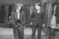 "Кадр из фильма Чарли Чаплина ""Танго-путаница"" (1914) - 8"