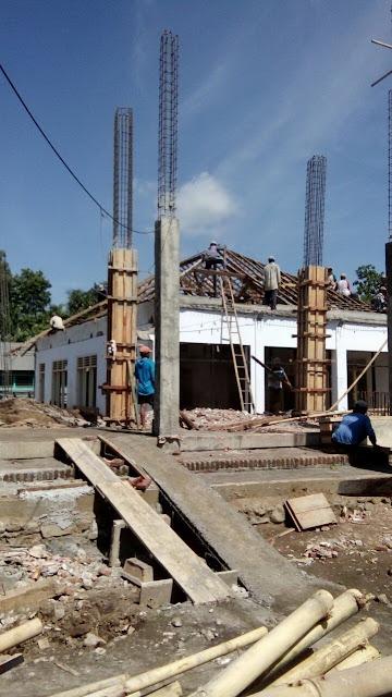 Investasi Akhirat di Masjid As-Sholihin Cakru Kec. Kencong Kab. Jember