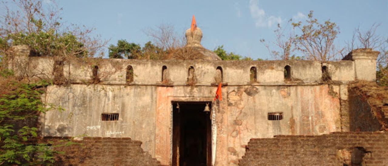 पांडवगड किल्ला - Pandavgad Fort