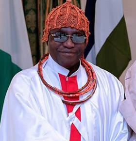 Oba of Benin banned  wearing of beads in his kingdom
