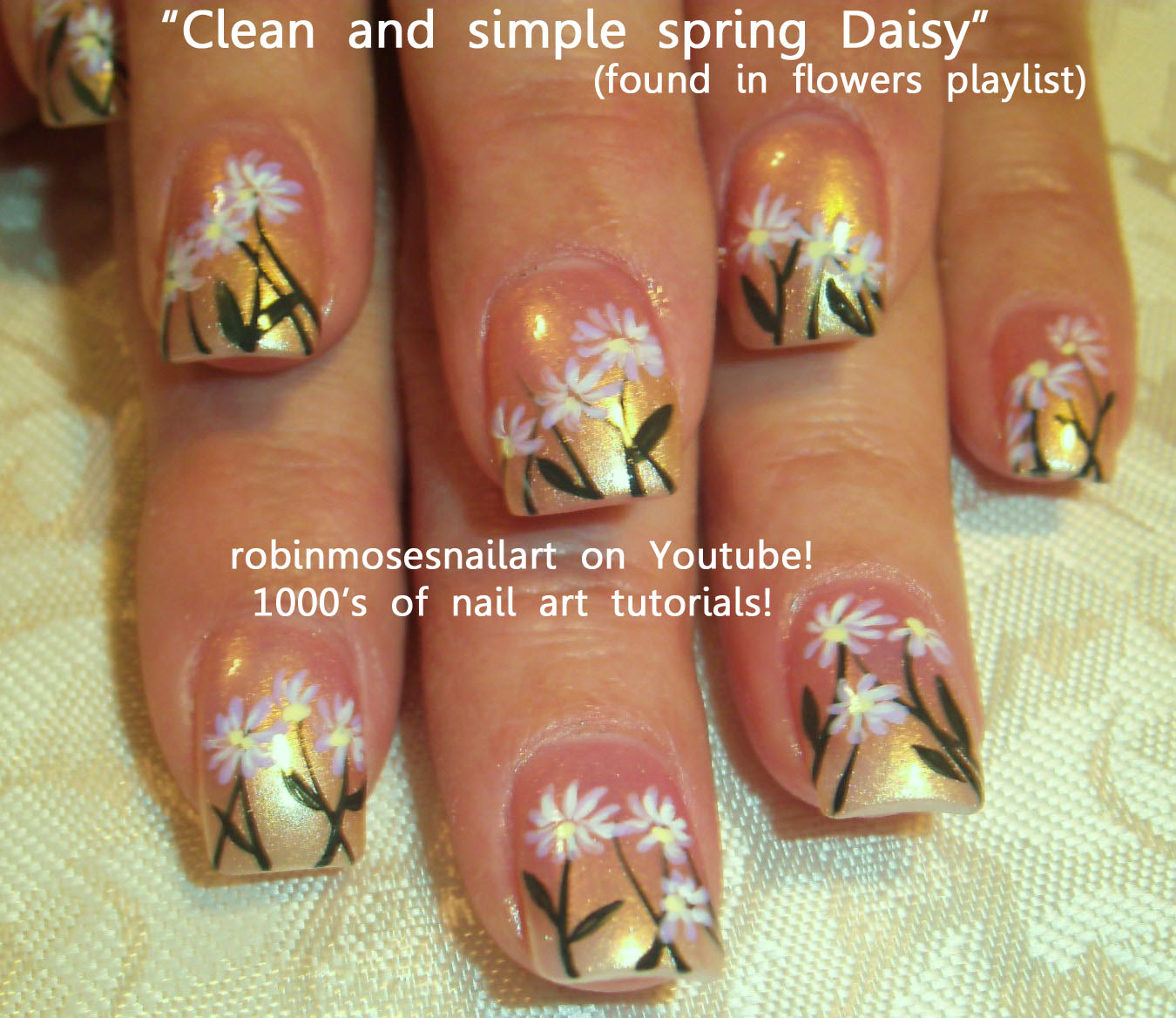 Nail Art by Robin Moses: March 2012