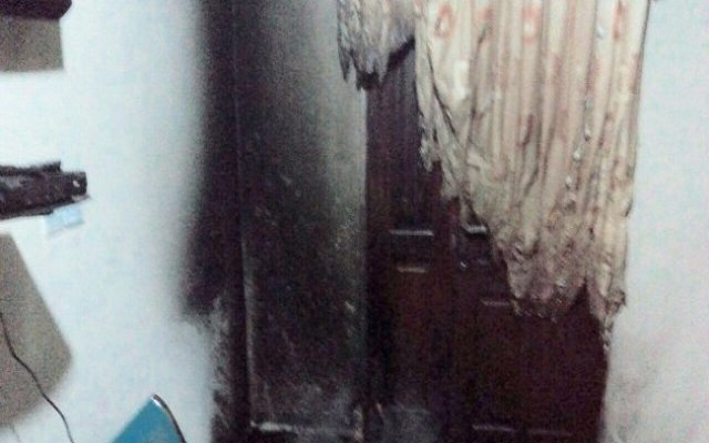 NDC Kumasi office gutted by fire; arson suspected